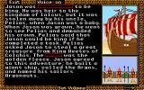 Talking Cloze Technique: Greek Mythology Apple IIgs Jason and Medea