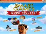 Smart Games Word Puzzles #1 Windows 3.x Title Screen