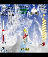 SSX: Out of Bounds N-Gage Sliding on the rails is one of the ways to earn trick points in the game. But who puts so many on them on the course?