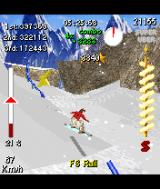 SSX: Out of Bounds N-Gage Performing several tricks in row gives you more points.