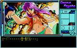 Cosmic Psycho Sharp X68000 Explosions and topless girls... what else you need