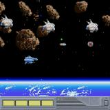 Cosmic Psycho Sharp X68000 This stage you pilot a space ship