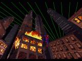 The Amazing Spider-Man: Web of Fire SEGA 32X The opening sequence