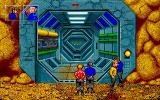 Star Trek: 25th Anniversary Amiga Where does this tunnel lead to?