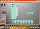 Smart Games Word Puzzles #1 Windows 3.x Word Melt