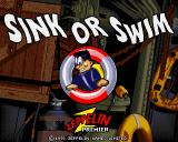 Sink or Swim Amiga Loading Screen