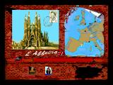 L'Affaire... MSX Barcelona postcard