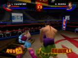 Ready 2 Rumble Boxing: Round 2 Nintendo 64 What a punch, Thats no lady!
