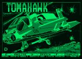 Tomahawk Amstrad PCW Loading screen