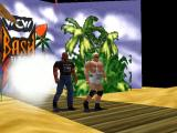 WCW/NWO Revenge Nintendo 64 Walking in for a tag match