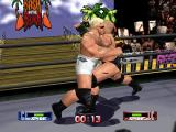 WCW/NWO Revenge Nintendo 64 Steiner with the bear hug