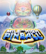 Mile High Pinball N-Gage Title screen.