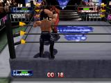 WCW/NWO Revenge Nintendo 64 Hollywood Hogan waits to get tagged in