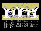 Adventure Quest MSX oh oh... wolves