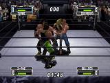 WWF No Mercy Nintendo 64 Fatal 4some with 1 lady and 3 men