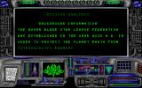 Hover Blade Apple IIgs Background story