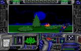 Hover Blade Apple IIgs Shooting a missile