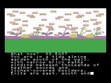 The Worm in Paradise MSX going east