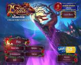 Grim Legends: The Forsaken Bride (Collector's Edition) Linux Title and main menu