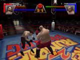 Ready 2 Rumble Boxing Nintendo 64 Thrasher about to beat old willy