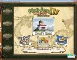 The main menu screen before a player id has been entered