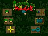 Lemmings Paintball Windows Menu