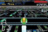F-Zero: GP Legend Game Boy Advance Port Town. Wild Goose in action (attempting to commit suicide). Goodbye. You will not be missed.