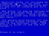 Games Pack 1 ZX Spectrum 1. Iceberg: Instructions 2.<br>
