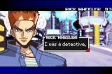"F-Zero: GP Legend Game Boy Advance ""I was a detective."""