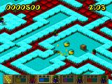 Lemmings Paintball Windows Skill - Taxing, Level 16 - All is not lost...yet.