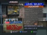 Tony Hawk's Pro Skater 3 Nintendo 64 Level select.