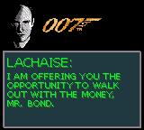 007: The World is Not Enough Game Boy Color Lachaise.