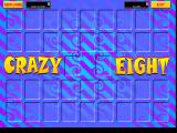 Crazy Eight Windows The title screen