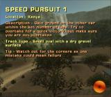 GTC: Africa PlayStation 2 A short description of the race track, and some handling tips.