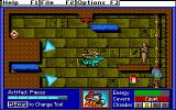 Super Solvers: Challenge of the Ancient Empires! DOS Againt a difficult puzzle to solve (Egypt)