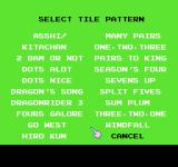 Shanghai NES Select tile pattern. Who the f*ck is Kitachan?