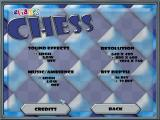 3D Chess Windows The game configuration screen<br>This is taken from a version included in a compilation that had reduced functionality