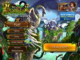Grim Legends 2: Song of the Dark Swan (Collector's Edition) iPad Title and main menu
