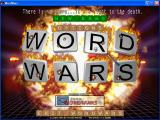 WordWars Windows The title screen