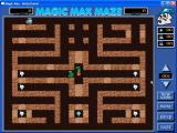 eMazing Mazes Windows Magic Max is a maze based gem collecting game