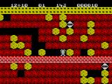Boulder Dash ZX Spectrum Gameplay in Cave A, level 1