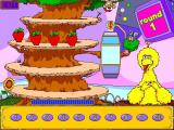 Sesame Street: Kindergarten Windows Big Bird's Count It Up! Up! Up!: where the player counts the items in Big Bird's Counting Tree
