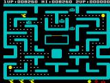 Ms. Pac-Man ZX Spectrum You can eat the ghosts when they turn blue