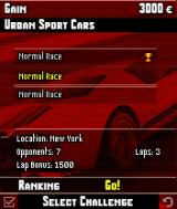 Asphalt: Urban GT N-Gage This competition consists of three races.