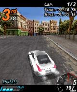 Asphalt: Urban GT N-Gage Using a N2O to get a speed boost.