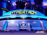 Hypertron Windows The game's title screen