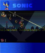 Sonic Advance N-Gage Different level, same goals.