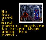 Captain America and the Avengers SNES Red Skull masterminds the chaos