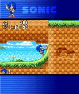 Sonic Advance N-Gage Holy crap, this port looks bad. Why would you cut screen like that?