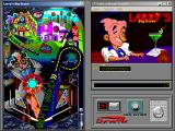 Take a Break! Pinball Windows 3.x Leisure Suit Larry becomes even more grotesque in this rendition...